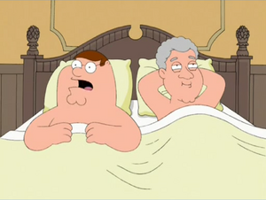 Bill Clinton Sleeps With Peter
