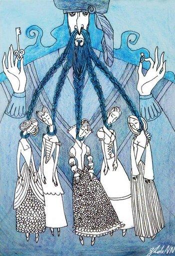 Bluebeard (Bluebeard)