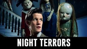 Doctor Who 'Night Terrors' - BBC One TV Trailer