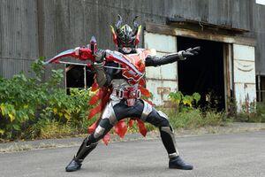 Kamen Rider Tyrant 2