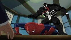 Marvel's Ultimate Spider-Man - Spidey VS Venom Part 1 (Without 4th Wall Break)