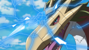 MegaSeadramon attack now (Adventure 2020)