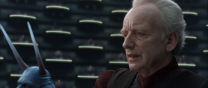 Palpatine reluctance