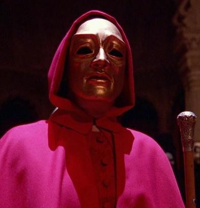 Red Cloak Eyes Wide Shut Villains Wiki Fandom