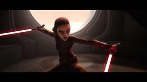 Star Wars The Clone Wars - Anakin Skywalker vs Barriss Offee 1080p