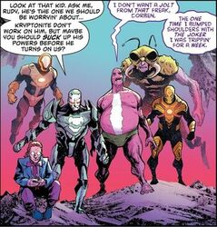 Superman villains Prime Earth 001