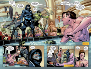 The Rogues Prime Earth 0002