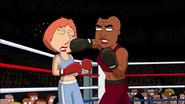 Deidre Punching Lois Again