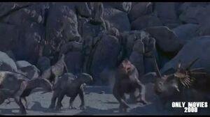 Dinosaur - Aladar vs Kron HD