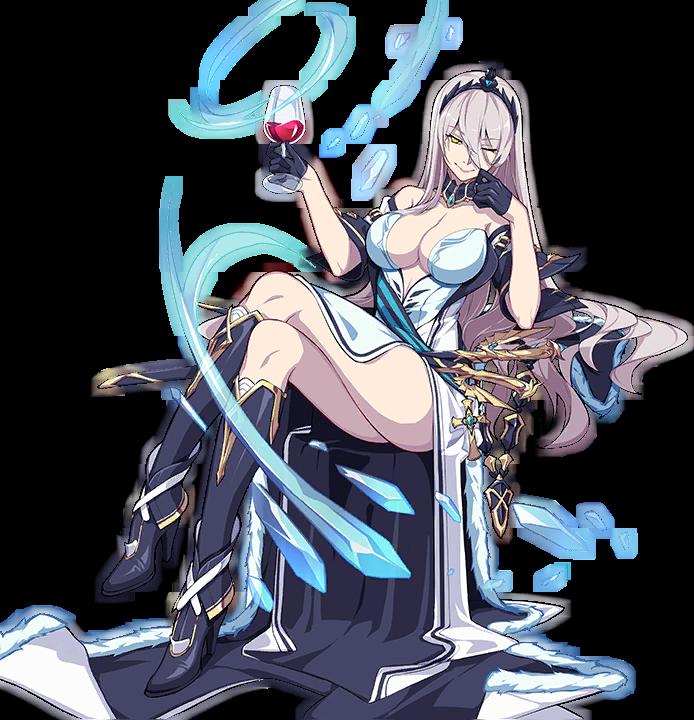 Catherine the Great (Honkai Impact 3rd)