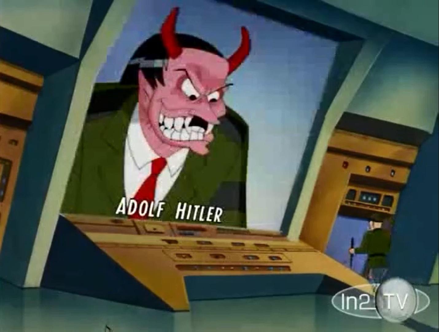 Adolf Hitler (Histeria!)