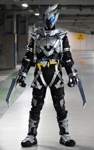 Kamen Rider Naki 1