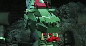 Lego Basilisk