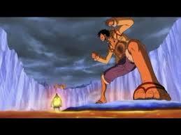 Luffy vs Don finale