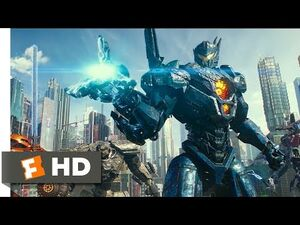 Pacific Rim Uprising (2018) - King Kaiju Scene (8-10) - Movieclips