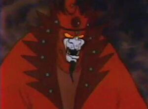 Red crown ommadon