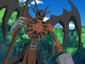 SkullSatamon is here