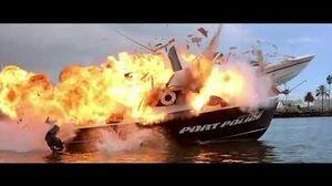 Speedboat Scene FACE OFF (1997)