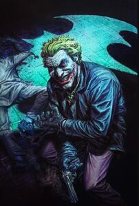 The Joker 80th Anniversary 100-Page Super Spectacular Vol 1 1 2000s Variant Textless