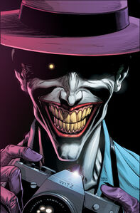 Batman Three Jokers Vol 1 3 Textless Killing Joke Hawaiian Shirt & Camera Variant