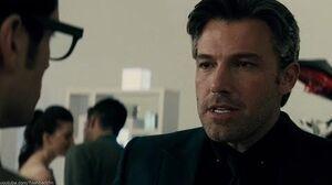 Batman v Superman - Clark Kent & Bruce Wayne