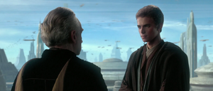 Chancellor Palpatine Skywalker