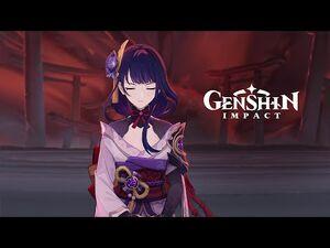 "Character Teaser - ""Raiden Shogun- Nightmare"" - Genshin Impact"