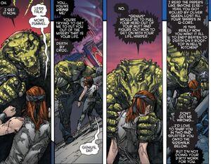 Killer Croc Prime Earth 0102