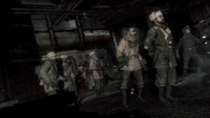 The Army In The Ship Project Nova BO