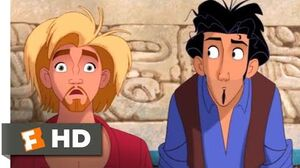 The Road to El Dorado (2000) - Play Ball! Scene (8 10) Movieclips