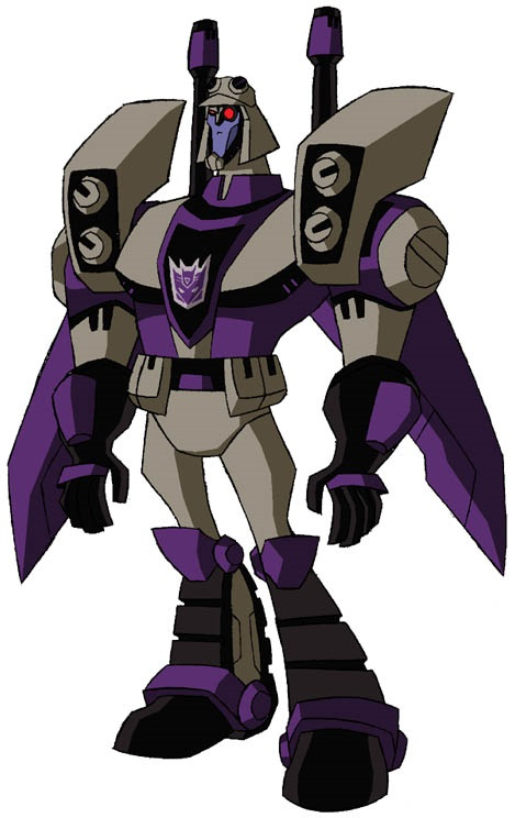 Blitzwing (Transformers: Animated)