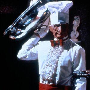 Chef Freddy Krueger