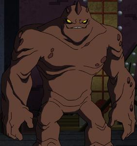 Clayface Batman Unlimited 0001