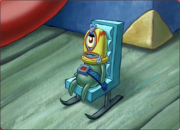 I'll get you for this, KRABS!!!