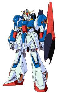 MSZ-006 - Zeta Gundam - Front View