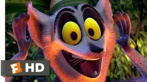Madagascar (2005) - I Like to Move It Move It Scene (5 10) Movieclips