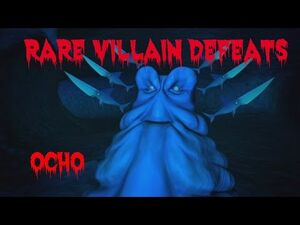 Rare Villain Defeats- Ocho