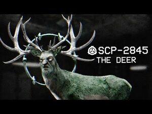 SCP-2845 - THE DEER - Keter - Extraterrestrial SCP