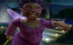 Shrek 2 video game fairy godmother