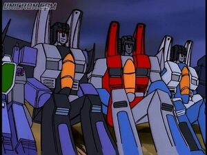 Skywarp 21