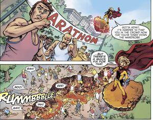 Tara Markov Dark Multiverse Teen Titans The Judas Contract 006