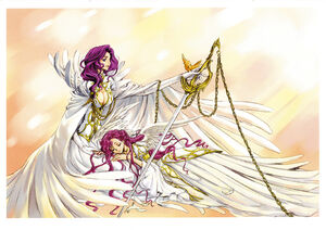 Code Geass - Cornelia li Britannia and Euphemia li Britannia