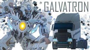 GALVATRON(Transformium Edition) - Short Flash Transformers Series