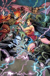 Justice League Dark Vol 2 15 Textless