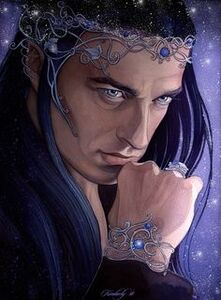 King Finwë High-King of the Noldor