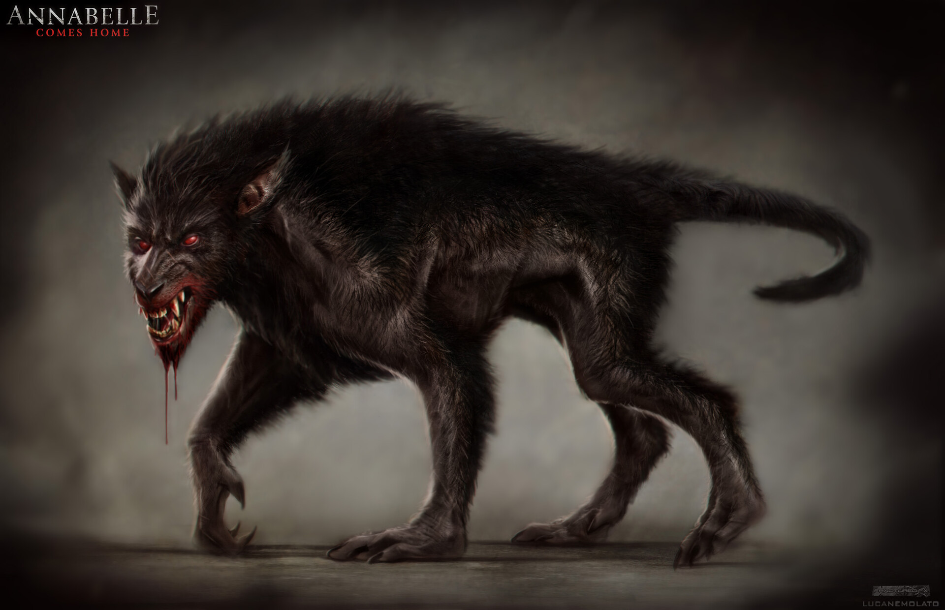 Black Shuck (The Conjuring Universe)