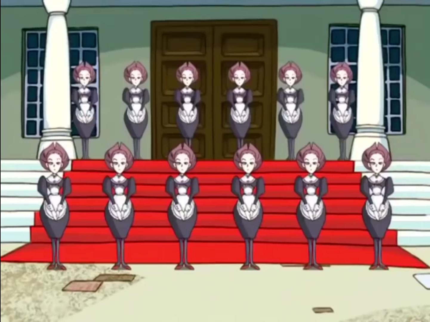 Shirogane Maids