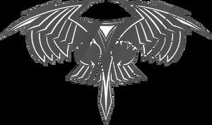 Romulan Star Empire logo, 2379