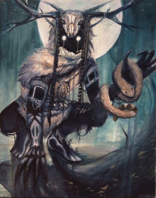 Skinwalkers (mythology)