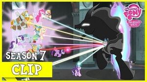 The Pillars And The Mane 6 Free Stygian From The Darkness (Shadow Play) MLP FiM HD